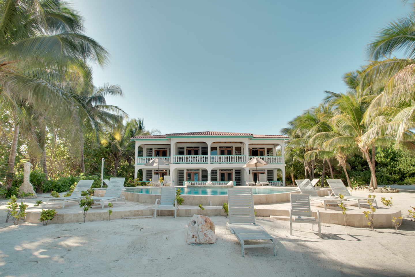Images Of Our Beautiful Beachfront Villas