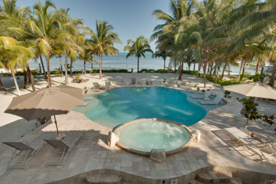 All Villas Are Beachfront And Have Beautiful Views Of The Caribbean